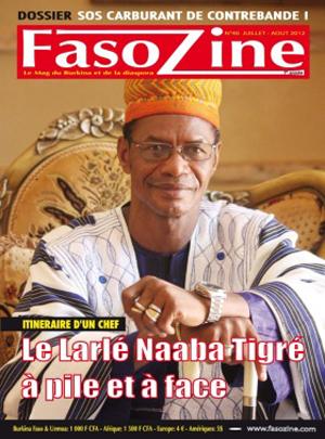 Burkina Faso: le CSC élève Fasozine.com au rang de Chevalier de l'ordre