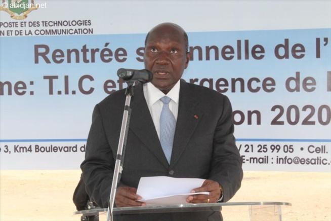 Cote d'Ivoire: TIC - la rentrée académique 2013-2014 de l'Esatic est effective