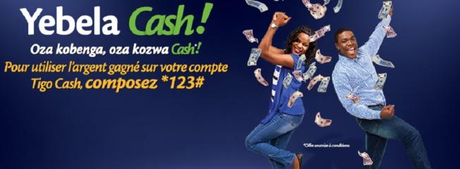 TIGO RDC lance « Yebela cash » pour récompenser les consommations de ses abonnés