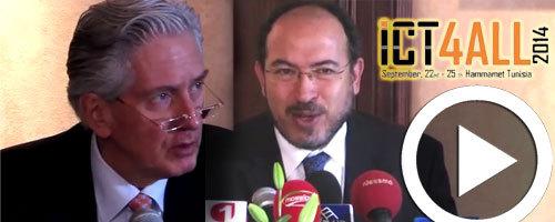 Tunisie : L'ICT4ALL 2014 - Vers de nouvelles opportunités numériques