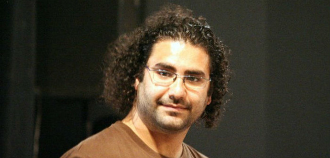 Egypte: L'opposant et blogueur égyptien Alaa Abdel Fattah libéré sous caution