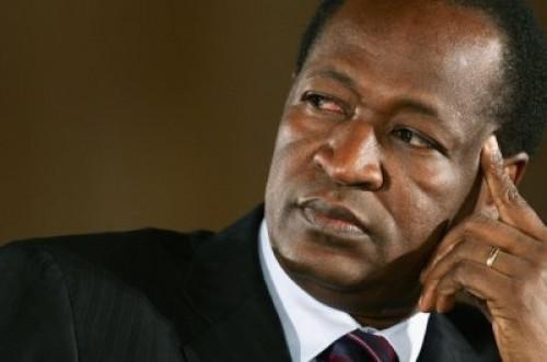 Burkina Faso: Blaise Compaoré donne des nouvelles de lui via Twitter