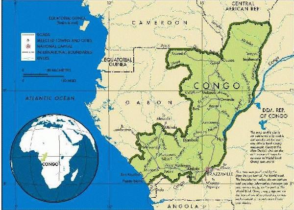 Congo-Brazzaville: Lancement des travaux de la fibre optique à Mbinda