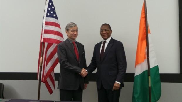 Cote d'Ivoire: Microsoft va soutenir le gouvernement dans le développement des TIC