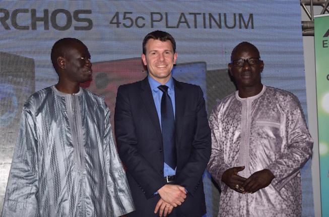 NetCall devient le distributeur exclusif d'ARCHOS au Sénégal et en Afrique de l'Ouest