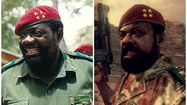 Angola: La famille de Jonas Savimbi attaque l'éditeur du jeu Call of Duty en justice