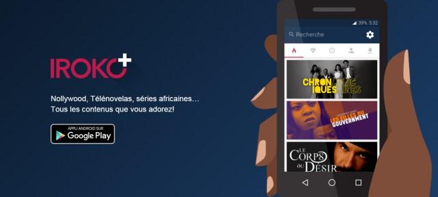 Lancement de iRoko+ sur le marché francophone, fruit du partenariat entre iRokoTV et Canal+