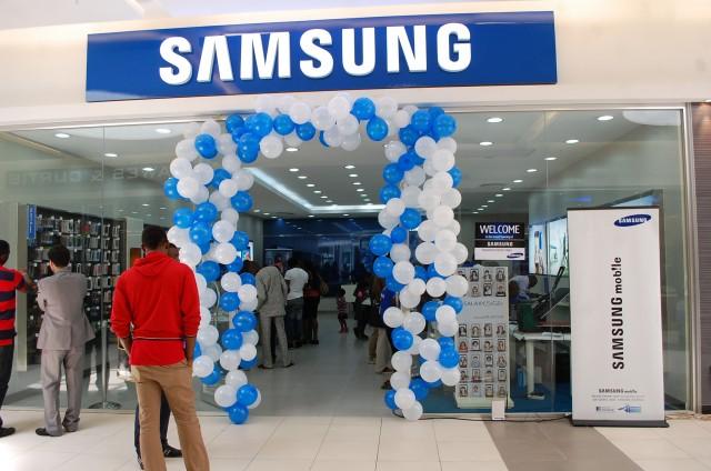 Samsung va numériser 104 écoles au Nigeria