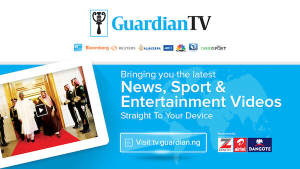 Nigeria: Le journal Guardian lance sa plate-forme TV en ligne