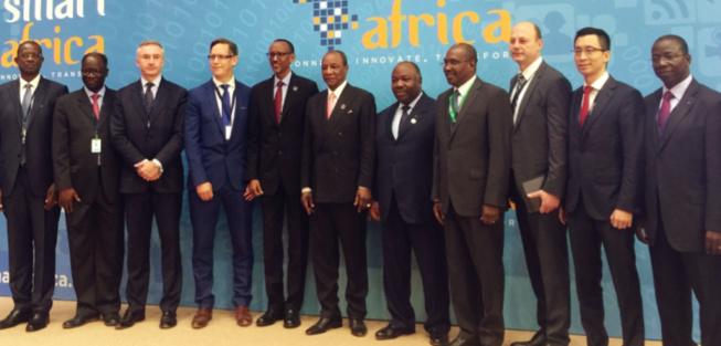 """Rwanda : Le Président Kagame appelle les pays africains à se joindre à la """"Smart African Alliance"""""""