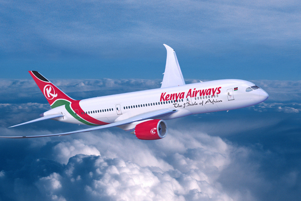 Kenya Airways modernise sa connectivité