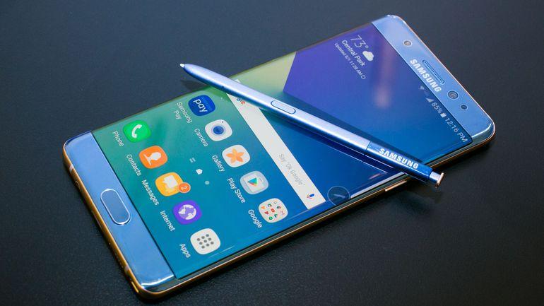 La Zambie demande le retrait du Galaxy Note 7