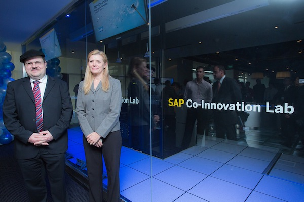 "SAP lance ""Co-Innovation Lab"" en Afrique"
