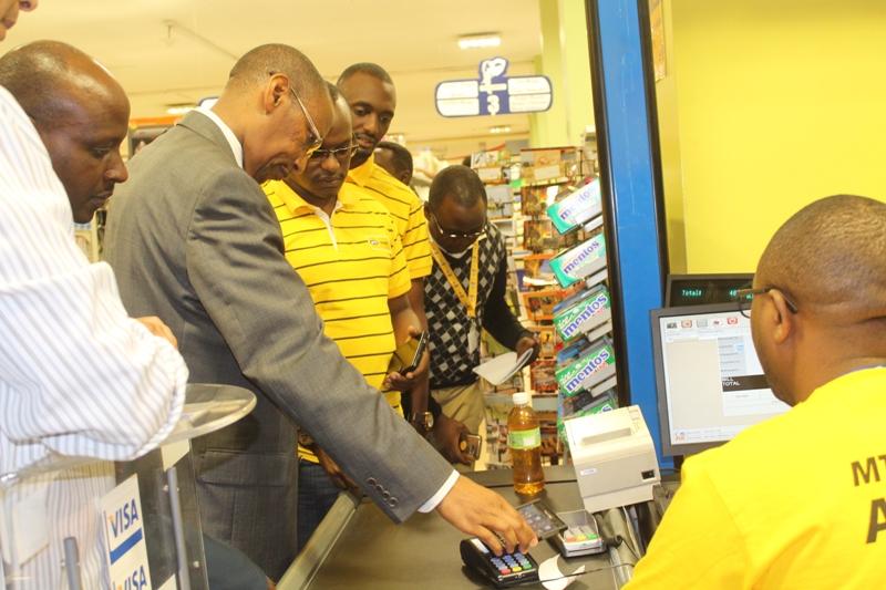 Rwanda: MTN lance une nouvelle solution de paiement mobile