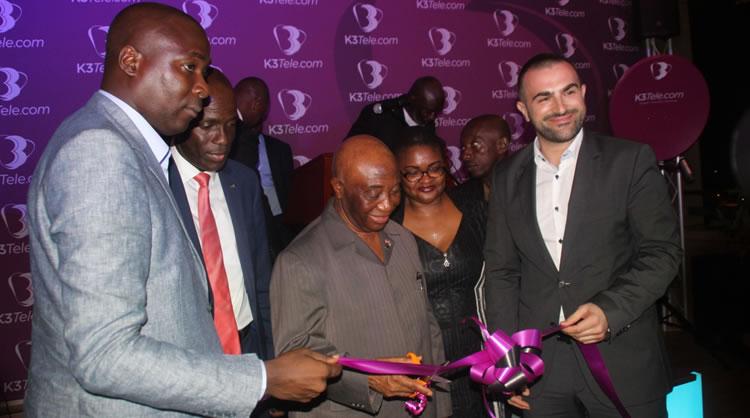 Liberia: K3 Telecom lance des services Internet à haut débit au Libéria