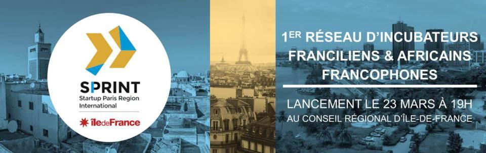 Lancement du 1er réseau d'incubateurs franciliens et africains francophones