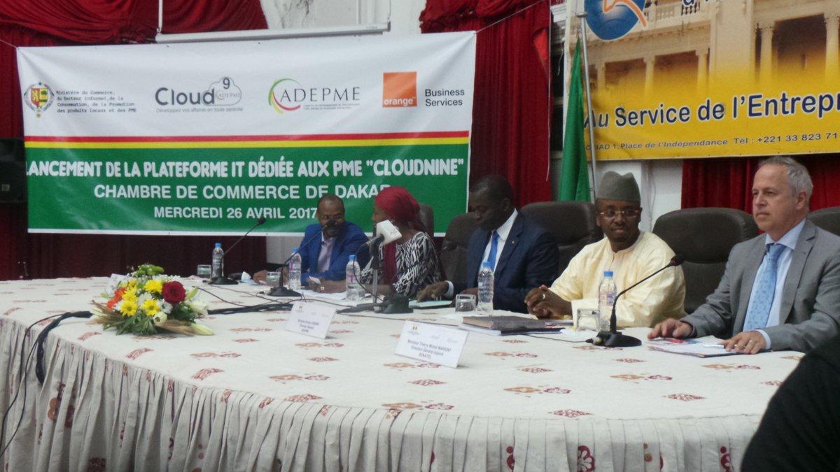 Sénégal : « Cloudnine » - Un portail de l'Adepme et de Sonatel au service des PME