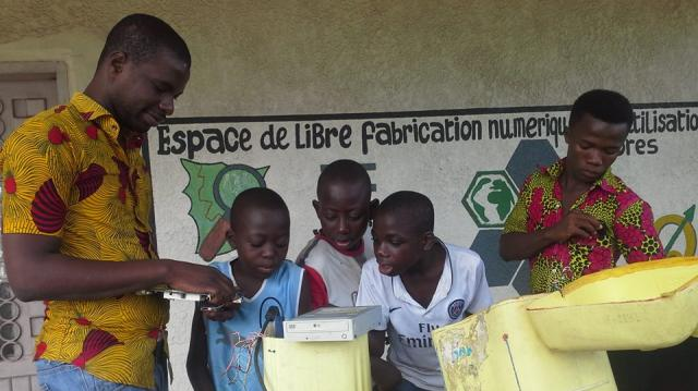 Cote d'Ivoire: BabyLab lance un laboratoire de fabrication numérique (FabLab)