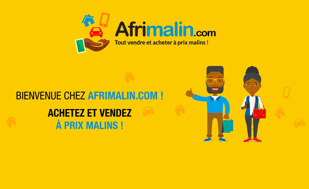 Le site de e-commerce Afrimalin enregistre désormais 225.000 sessions par mois