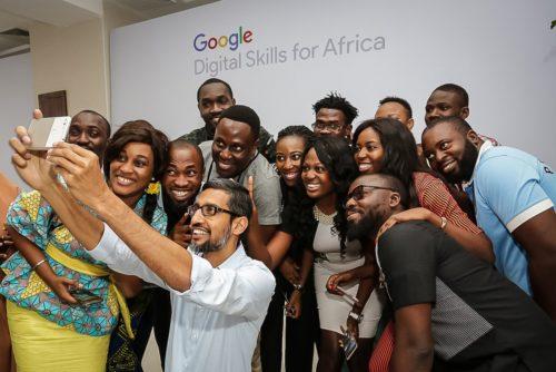 Nigéria: Google va former 100 000 développeurs de logiciels locaux