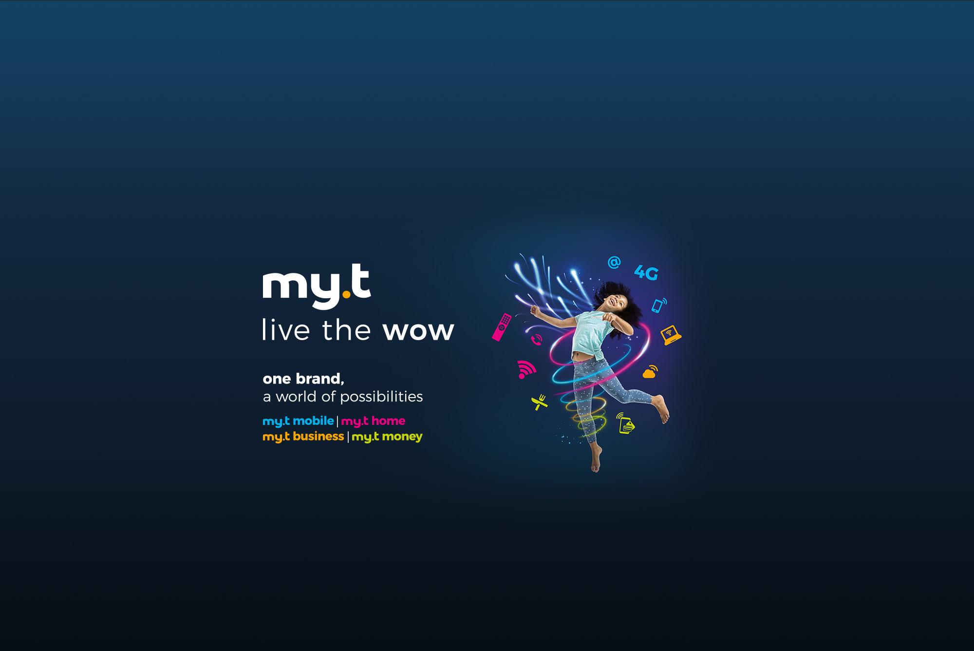 Mauritius Telecom change de nom pour devenir MyT