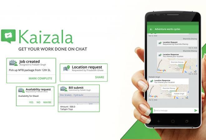 Lancement de l'application Microsoft Kaizala au Kenya