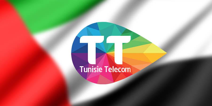 Dubai Holding cède sa participation de 35% dans Tunisie Télécom