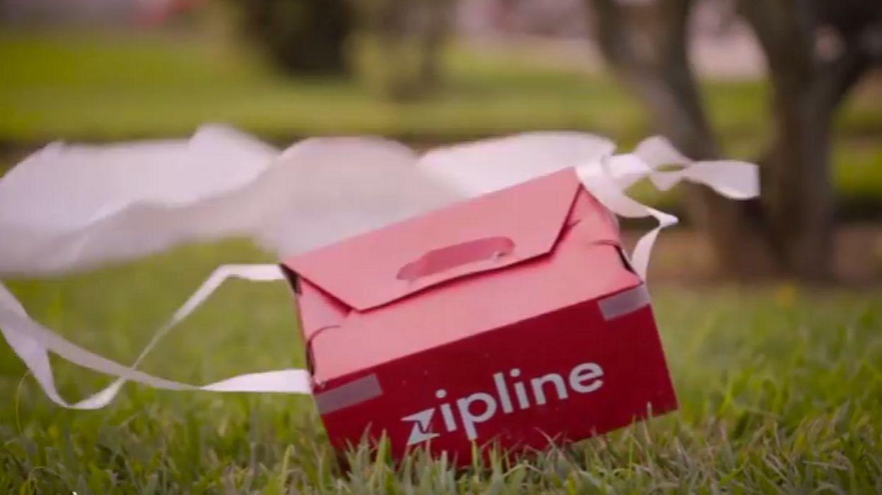 Rwanda: Zipline dispose maintenant d'un modèle de drone plus rapide