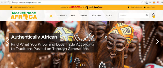 MallforAfrica et DHL lancent MarketPlaceAfrica.com, un site de e-commerce mondial