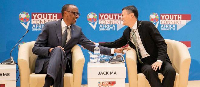 Première plate-forme de commerce mondial électronique de l'Afrique au Rwanda