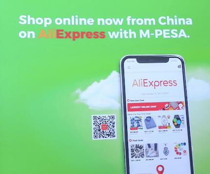 Safaricom signe un partenariat avec AliExpress pour les paiements mobiles