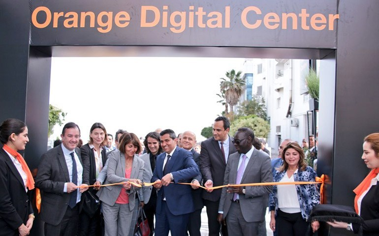 Orange cible les startups avec son premier centre numérique en Tunisie