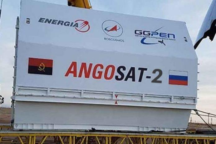 Angola : Le satellite AngoSat-2 en bonne voie pour un lancement en 2022