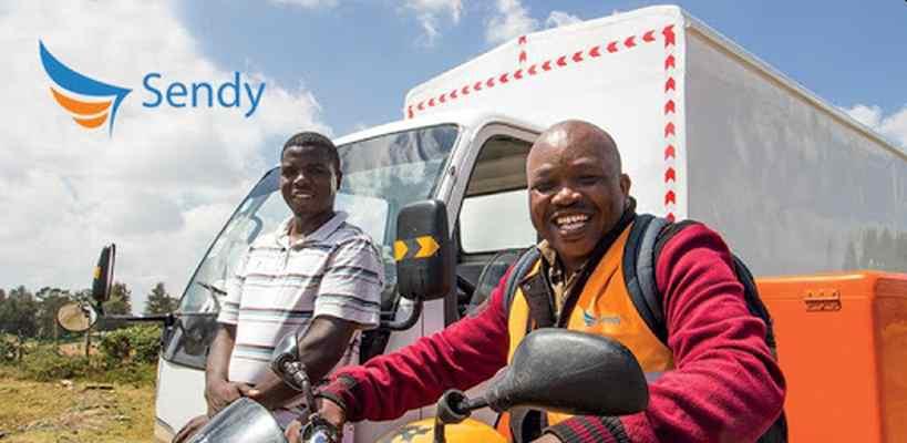 La start-up kenyane de logistique Sendy lève 20 millions $, soutenu par Toyota
