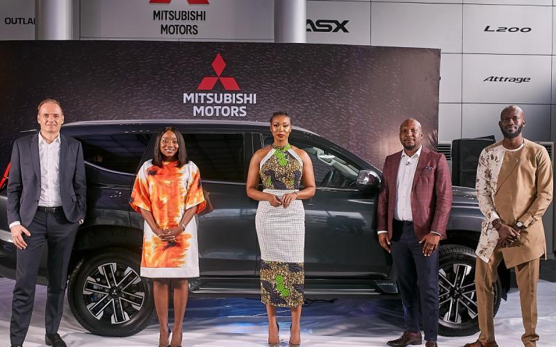 Mitsubishi lance un showroom virtuel au Nigéria