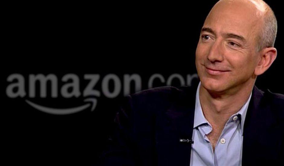 Jeff Bezos, le patron d'Amazon, va investir dans une start-up fintech africaine