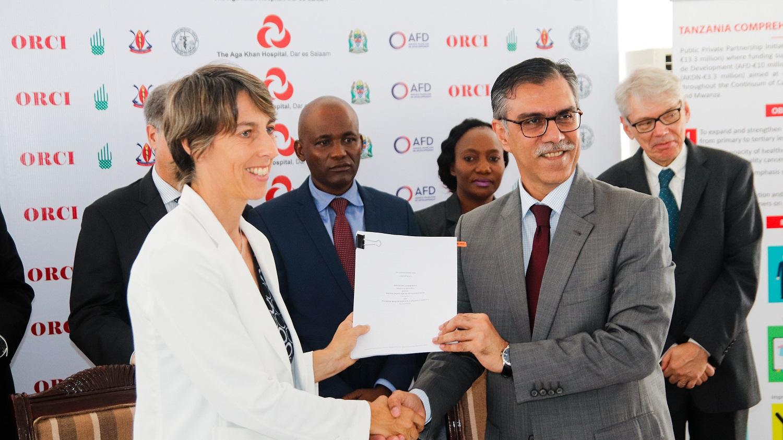 Tanzanie : AKHST lance une nouvelle application de télémédecine pour les patients
