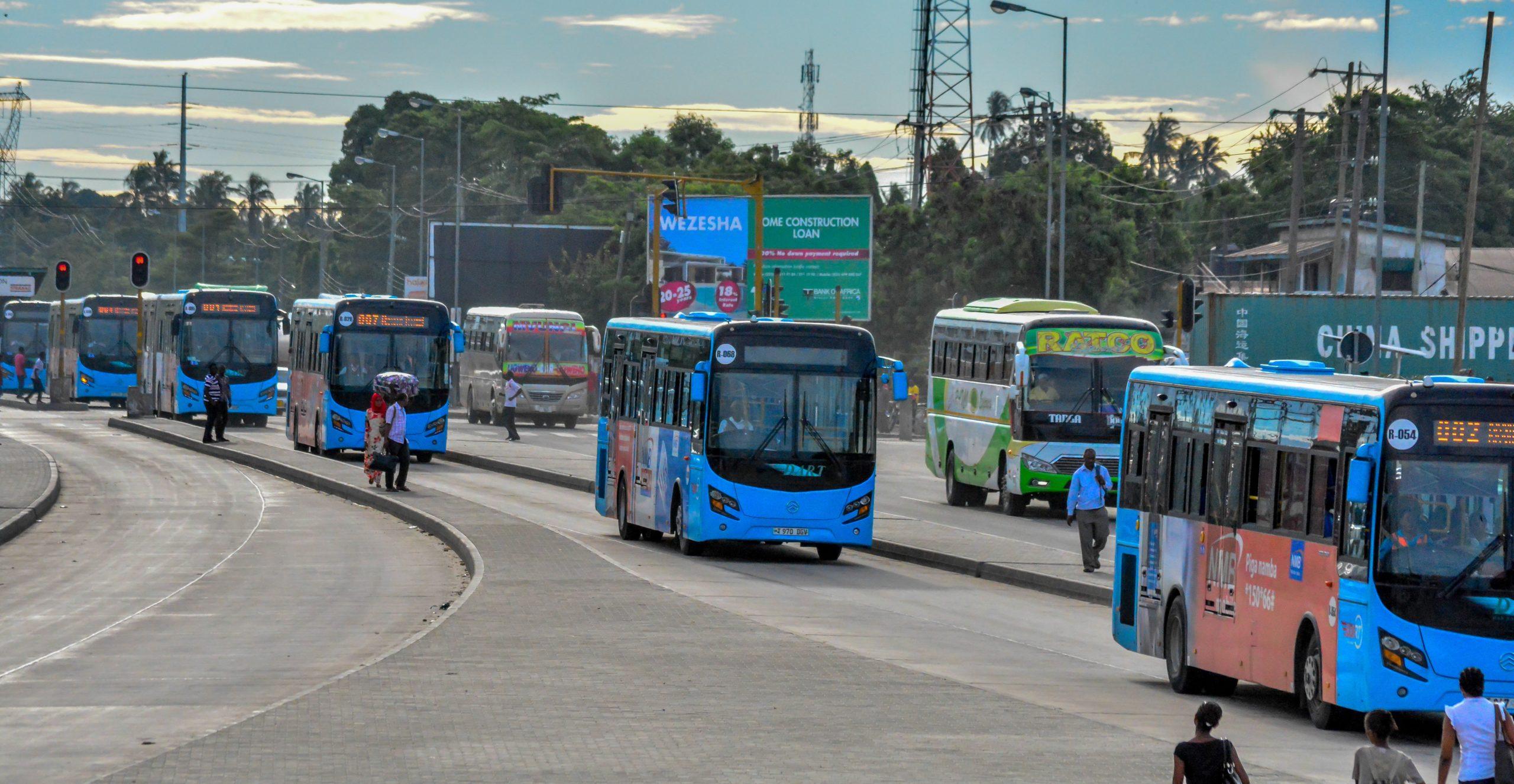Tanzanie : Un nouveau système de billetterie électronique pour les bus