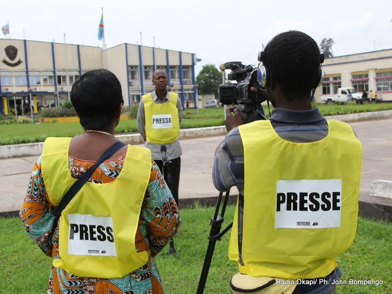 Congo-Kinshasa: lancement officiel du site web de la FFJ