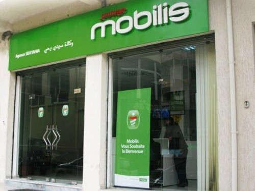 Algérie: le chiffre d'affaires de Mobilis en hausse de 22%