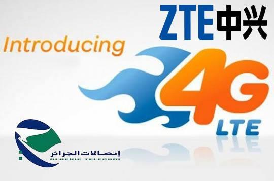 Algérie: La 4G LTE disponible pour les cybercafés chez Algérie Télécom