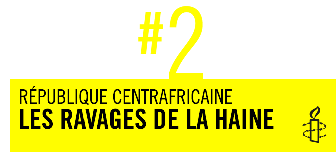 Centrafrique: Amnesty international lance un nouveau site web
