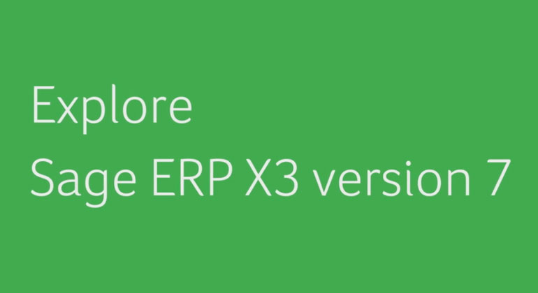 Sénégal: Sage lance la version 7 de Sage ERP X3