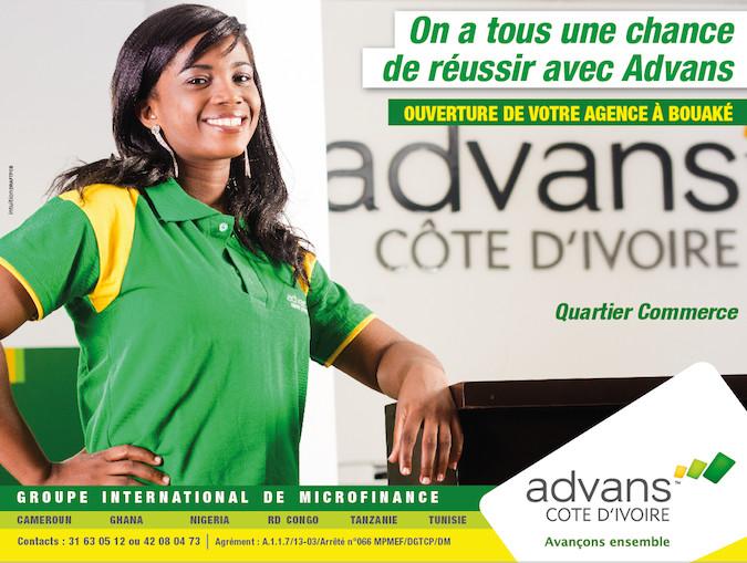 Cote d'Ivoire: Lancement d'un portefeuille électronique créé par Mtn-ci et Advans