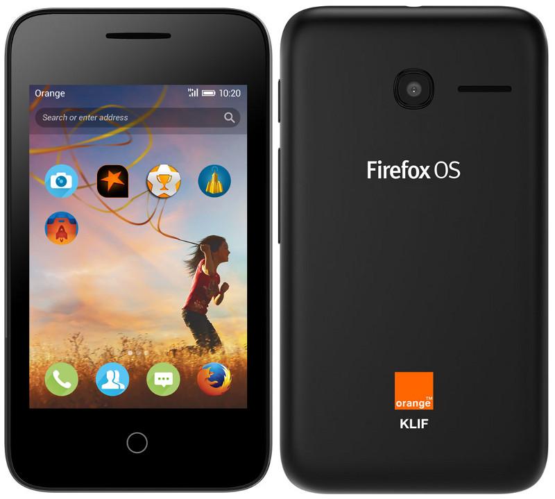 Orange lance les premiers smartphones Firefox OS au Sénégal et à Madagascar