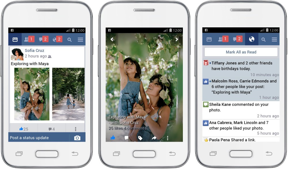 L'application Facebook Lite bientôt disponible en Afrique