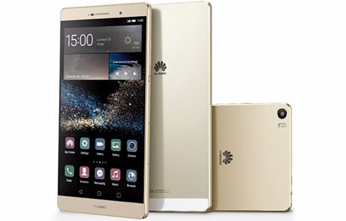 Huawei lance son élégant smartphone baptisé « P8 » en Afrique