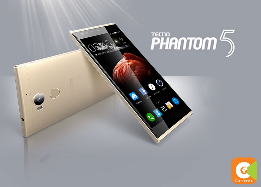 Kenya: Techno dévoile le Phantom 5 compatible 4G à Nairobi