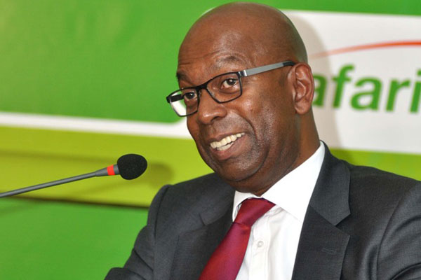 Kenya: Le patron de Safaricom Bob Collymore pèse 3.8 million $