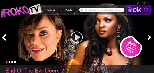 iROKOtv, le plus grand service de streaming de Nollywood, dit ne pas craindre Netflix
